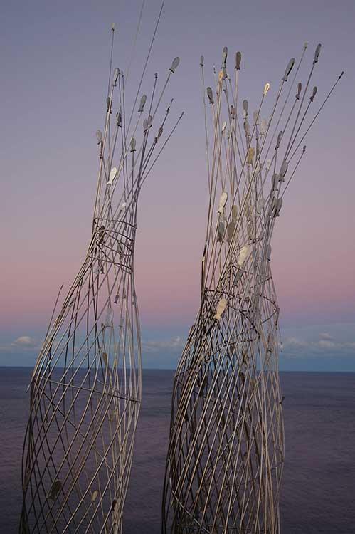 Sparkling-Shoal-by-Suvira-McDonald,-artsCape-Byron-Bay-2005