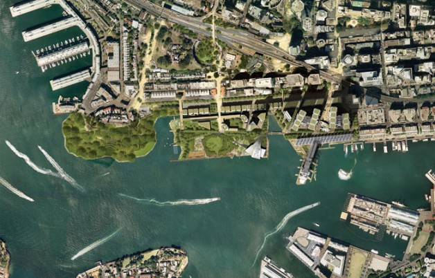 PAW joins Hassell in tender for Barangaroo Central Master Plan