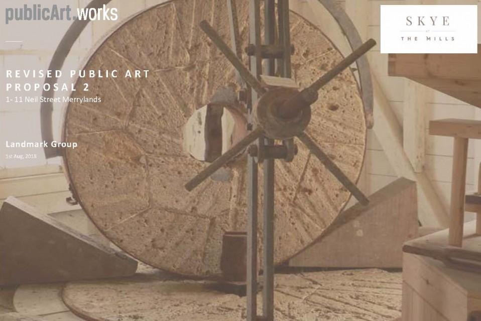 Merrylands Public Art Plan approved