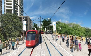 Parramatta Light Rail Public Art Strategy